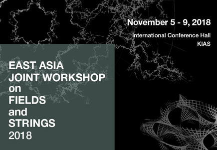 East Asia Joint Workshops on Fields and Strings